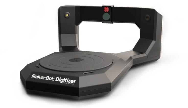 اسکنر سه بعدی MakerBot Digitizer