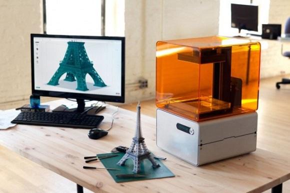 انواع پرینترهای سه بعدی