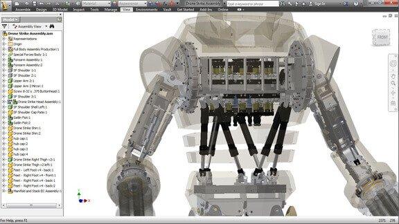 نرم افزار مدل سازی سه بعدی