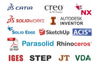 نرم افزارهای طراحی سه بعدی