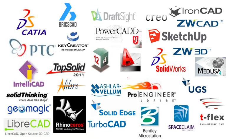 نرم افزارهای طراحی صنعتی