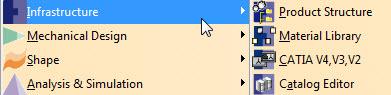 محیط Catalog Editor