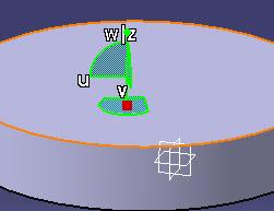 چرخش با قطب نما در کتیا